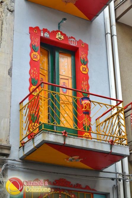 Balcone Siciliano